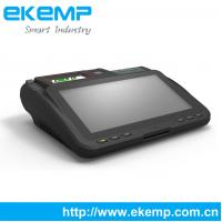 China EKEMP P10 Tablet PC with Integrated Printer and Barcode Scanner on sale