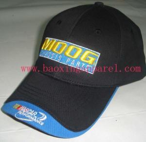 China Racing Cap / Sports Cap wholesale