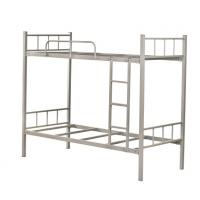 China twin school metal beds king size bunk bed metal bed frame bedroom furniture bed set middle school furniture wholesale