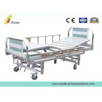 Aluminum Pipe Medical Hospital Beds Manual 3 Crank Bed For Hospital Care (ALS-M314)