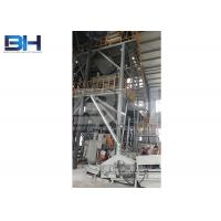 China Dry Mortar Equipment Fully Automatic Type For Tile Adhesive / Tile Glue Making on sale