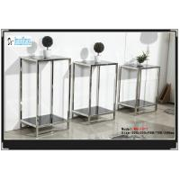 China 1511,Temperate glass table,living room furniture wholesale