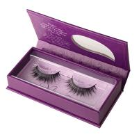 Buy cheap Siberia mink eyelash magnetic box gift package hot selling custom private label from wholesalers