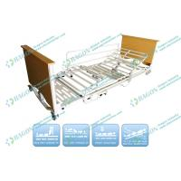 China Five Functions foldable Electric Hospital Bed for old man , home hospital bed wholesale