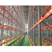 China Rail Guided Vehicle ASRS Automated Storage Retrieval System Custom Height wholesale