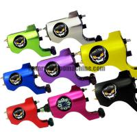 China Ghost Clip Cord Rotary Tattoo Machine Gun 4.5w Motor 7-9 Volts For Shader wholesale