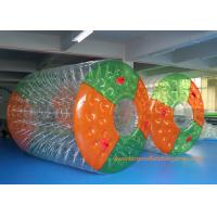 Adults / Childs Inflatable Water Roller  2.7 * 2.4 * 1.8m Human Zorb Ball
