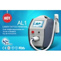 Q - switched Nd YAG Laser Tattoo Removal Equipment , Pigment removal machine
