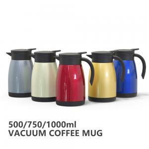 China Multi Color 68 Oz BSCI Vacuum Insulated Teapot wholesale