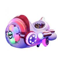 China Remote Control Simulator Kids Arcade Machine Outdoor Electric Airplane Ride On Car on sale