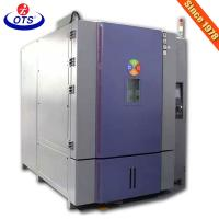 China Stable Working Altitude Test Chamber Customized Color 0.7C - 1.0C/Min Cooling Rate wholesale