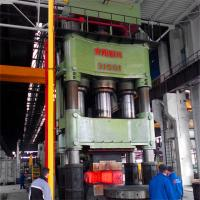 China Hydraulic metal press open die forging press hydraulic press forging press on sale