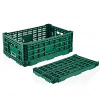 China Plastic Beer Bottle Crate, PP Turnover and Storage Crate wholesale