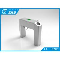 China Factroy Indoor Half Height Vertical Tripod Turnstile React Quickly For Stadium wholesale