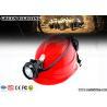 China de 6.8Ah Panasonic de la seguridad faro llevado recargable atado semi - wholesale
