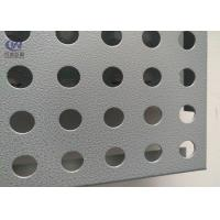 China Carbon Steel Perforated Metal Mesh Screen / Perforated Steel Mesh wholesale