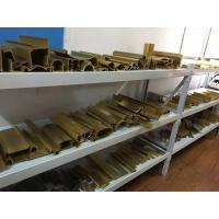 Factory Sale Metallic Building Material Fashion Decorative Brass Handrail