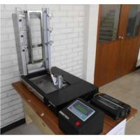 Buy cheap Horizontal Vertical Flammability Testing Chamber For Textile Flammability Testing from wholesalers