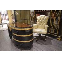 China Home Office Furniture With Wheels Leather Office Chair TS-002 on sale