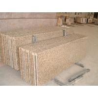 China Desert yellow granite vanity top wholesale