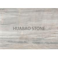 China Euroasian Wood Veins Marble Slab Tile  For Wall Flooring Decoration Design wholesale
