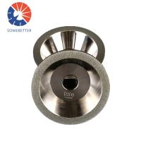 China High Hardness For Long Life Large Diamond Grinding Cup Wheel Made In Japan wholesale
