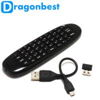 China 2 . 4Ghz Fly T8 Air Mouse Wireless Keyboard Fly Mouse Remote Control wholesale