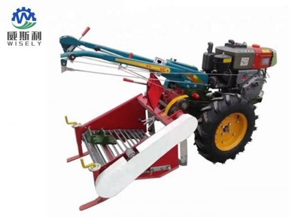 Quality One Row Potato Harvester Modern Agriculture Equipment For Any Soil LowLoss Rate for sale