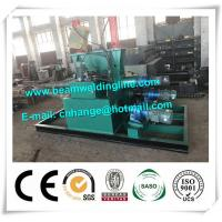 China Hydraulic Steel Plate Cone Roll Bending Machine , Hydraulic Press Brake Bending For Cone Plate wholesale