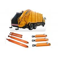 China rubbish collector truck use customized double action hydraulic cylinder on sale