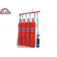 China Warehouse 15Mpa 100L IG541 Gas Fire Extinguishing Device on sale