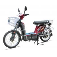 China CG Seat Full Suspension Electric Bike Carbon Steel Beach Cruiser Motorized Bike on sale