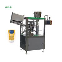 China Soft Plastic Tube Filling Sealing Machine Automatic For Hand Cream 220/380V wholesale