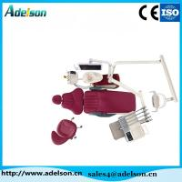 China Best Sell  dental equipment dental chair with LED sensor light and CE& ISO  certificate wholesale
