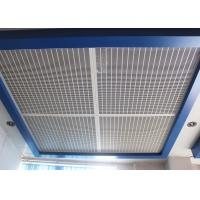 China Square Hole Perforated Metal Ceiling / Clip in Ceiling for Office Building Ceiling wholesale