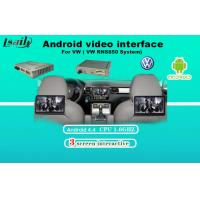 Buy cheap Sistema de pesos americano de la salida de VW Sharan Android del interfaz de navegación video del tacto, WIFI/BT Google Map from wholesalers