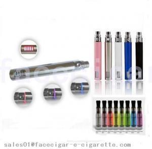China Ego vv lcd starter kit no flame e-cigarette wholesale