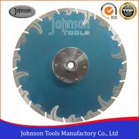 China 9 Inch Diamond Cutting Disc For Sandstone / Limestone / Basalt / Granite on sale