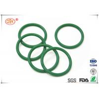 Fuel Injector / Hydraulic O Ring Silicone Rubber Anti Stain Logo Printed