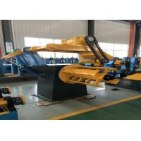 China Carbon Steel Coil Slitting Machine / Sheet Metal Cutting Shears on sale