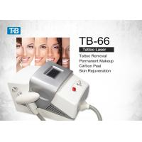 China Portable Q Switched Nd Yag Laser Tattoo Removal Machine for Spa / Hospital wholesale