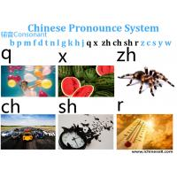 China Studying Chinese Language Lessons Online Pinyin Part3 For 6 Consonant wholesale