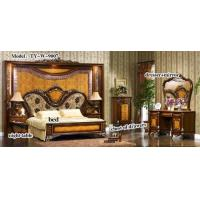China TY-W-9001 Wood Bedroom Furniture wholesale