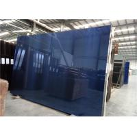 China 3300x2140mm Size 5mm Thickness Dark Blue For Building Construction wholesale