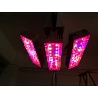 100W /150W /300W 223.0x242.0xH105.0 mm dia  led cob downlight with honeycomb chimney shape heatsink grow light