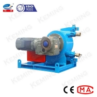 China Concrete Peristaltic Hose Pump 80m3/H For Water Glass Conveying wholesale