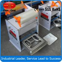 China 800cups/Hour Standard Semi-Auto Cup Sealing Machine Packaging Machinery wholesale