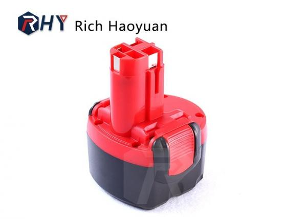 Quality Bateria sem corda 9.6V 3.0Ah da broca de Bosch da substituição NI-Mh para BAT048/BAT100 for sale