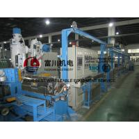 China Fuchuan PVC Extrusion Machine For Automatic Wire With Screw Dia 70mm Wire Dia 1-6mm wholesale