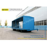 China Heavy Industry Transporter Flexible Solid Covered Car Trailer 25T on sale